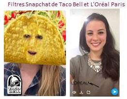 Snapchat Filtres2
