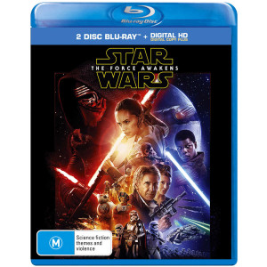 Star Wars 7 blu-ray
